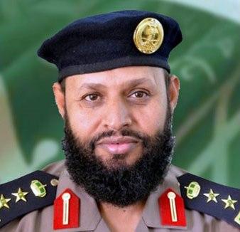 العميد العمري نائباً لمدير الدفاع المدني بنجران