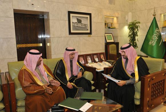 تركي بن عبد الله يطلق برنامج الطيران إبداع وتعلم مع الكشافة السعودية