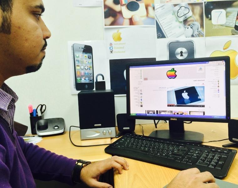 شاب سعودي يقدم 37 مقطعاً فيديو لشرح نظام أبل مجاناً
