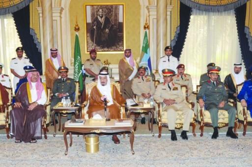 الأمير سلمان : سأبذل جهدي لأكون عند ثقة المليك