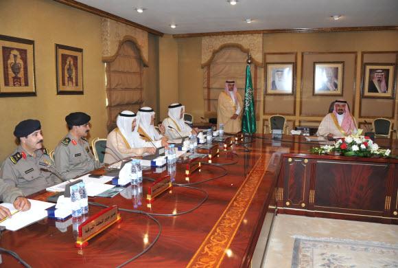 نائب أميرالشرقية يترأس مجلس أمناء جائزة المنطقة للسائق المثالي