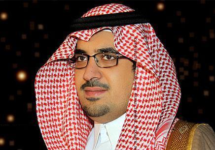 نواف بن فيصل يشكر تركي بن عبد الله على قبول الرئاسة الشرفية