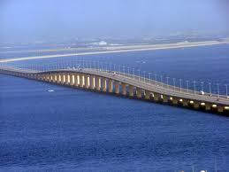 انتحار مواطن بعد قفزه من جسر الملك فهد