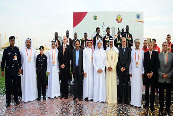 ضاحية الأمن السعودي رابع شرطة العالم