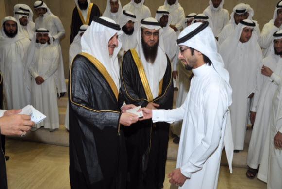 أمير المنطقة الشرقية يستقبل أمين جمعية وئام
