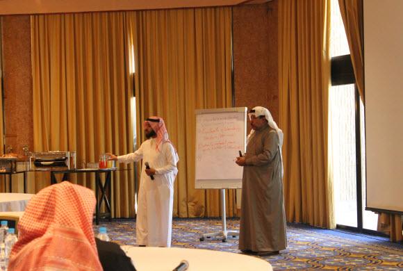 برنامج الهيئة السعودية للمهندسين بالجبيل للتدريب والتطوير