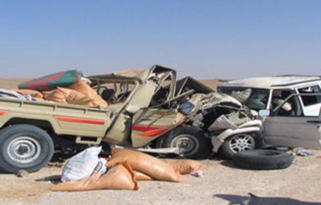 7 آلاف وفاة سنوياً بالمملكة نتيجة الحوادث المرورية