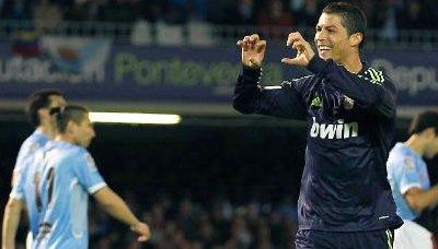 ريال مدريد يتغلب على سلتا فيغو بثلاثية بالدوري الإسباني