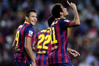 في ذهاب دور ال16 لكأس ملك أسبانيا: برشلونة يسحق خيتافي في ليلة عودة ميسي