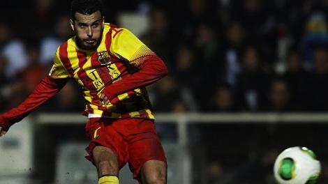 برشلونة يهزم قرطاجنة برباعية فى كأس الملك