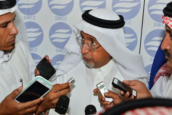 الحصين : مرسوم ملكي بدعم المؤسسة العامة لتحلية المياه المالحة بـ 33 مليارا و950 مليون ريال