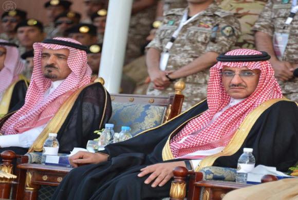 وزير الداخلية يرعى حفل أكاديمية محمد بن نايف للأمن الدبلوماسي