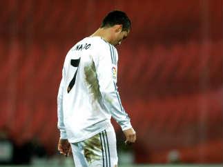 رسميآ : إيقاف كريستسانو رونالدو ثلاث مباريات