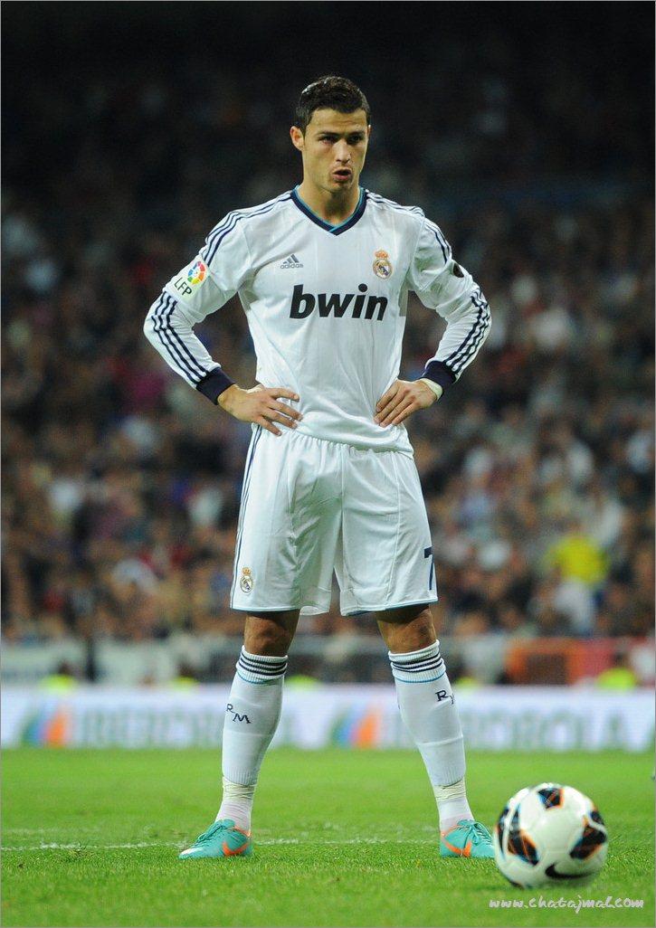 رونالدو أول لاعب في تاريخ الليجا يسجل 25 هدفا في 5 مواسم متتالية