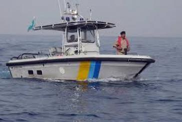 إنقاذ عائلة مكونة من ١٤ شخصاً كانوا في قارب تائه بالشرقية