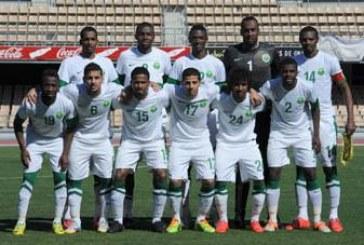 """المنتخب السعودي الأول يتقدم للمركز 80 في تصنيف """"الفيفا"""""""