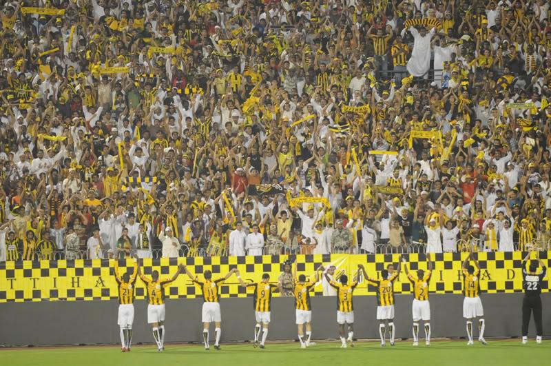 الاتحاد يتأهل لدور الـ4 من #كأس_ولي_العهد بهدف في مرمى الباطن
