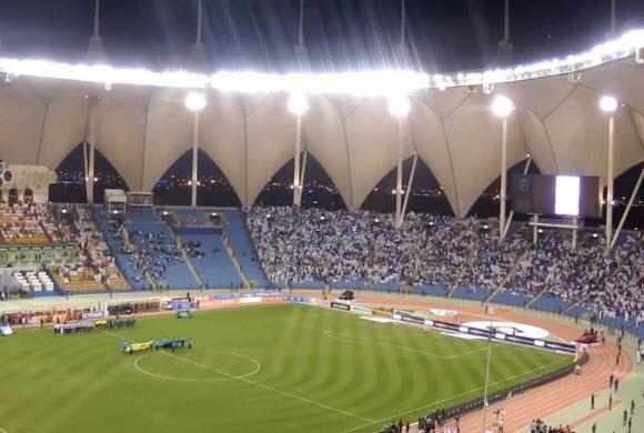 نقل لقاء النصر مع الخليج والشباب والتعاون إلى إستاد الملك فهد الدولي