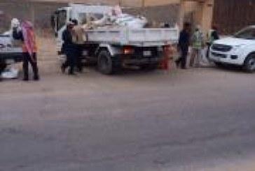 حملة شاملة للنظافة تطلقها بلدية محافظة حفر الباطن