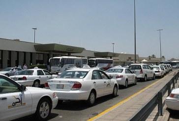 وزارة النقل: إيقاف إصدار تراخيص سيارات الأجرة في جدة والرياض