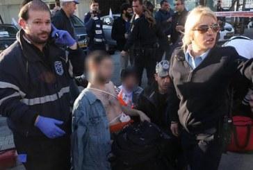 بالفيديو..فلسطيني يطعن 15 إسرائيليا في تل أبيب
