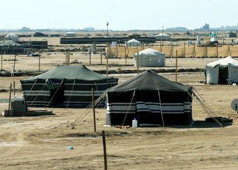 جدة: صدور قرار بإزالة مخيمات ذهبان لقربها من المباحث