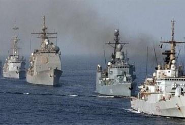 سفن مصرية تصل باب المندب بعد تبادل لإطلاق النار مع سفن إيرانية