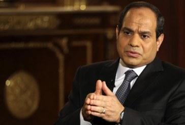 الرئاسة المصرية: تمديد المشاركة العسكرية في «عاصفة الحزم»