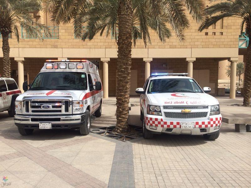 وفاة وإصابة 10 فلبينيين في حادث سير على طريق القصيم الرياض