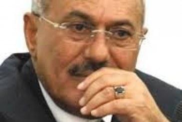"""مقطع مُسرَّب.. """"علي عبدالله صالح"""" يوجه بتحطيم كل ما هو جميل باليمن"""