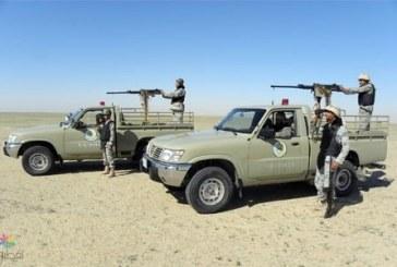 حرس الحدود بعسير يحبط تهريب كمية من الأسلحة والذخيرة