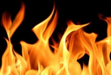 اندلاع حريق في مصنع مفروشات بالرياض