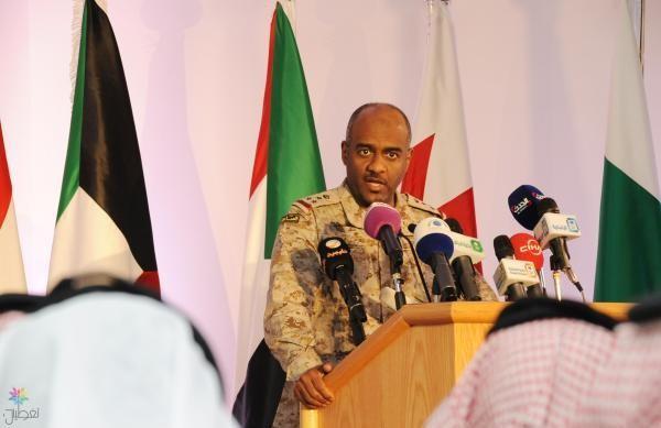 """""""عاصفة الحزم"""": إذا تواصلت السفن الإيرانية مع الحوثى سيكون لنا رد مناسب"""