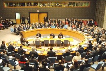 رسميا مجلس الأمن الدولي يؤيـد تدخل عاصفـة الحزم