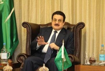 """محمد بن نواف: """"عاصفة الحزم"""" أثبتت قدرة العرب على حماية مصالحهم بمفردهم"""