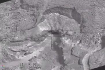 بالفيديو .. قوات التحالف تدك مخازن صواريخ وكهوف الحوثيين