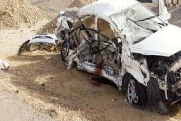 وفاة شخص وإصابة 8 من عائلة واحدة بحادث تصادم بالرياض