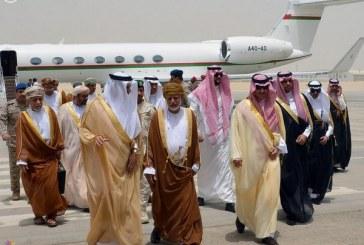 وزراء خارجية دول مجلس التعاون يصلون الرياض