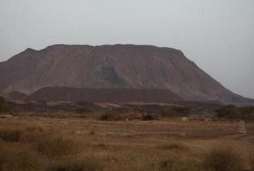 هزة أرضية تضرب محيط جبل عكوة جازان البركاني