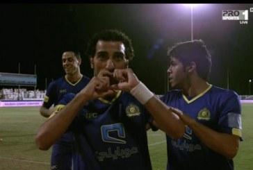 النصر برباعية في شباك نجران يصل لربع نهائي كأس الملك