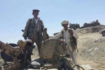 قيادة لواء في محور الغيضة اليمني تعلن تأييدها لعاصفة الحزم والشرعية