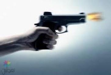 إصابة شاب بطلق ناري بالرأس خلال مضاربة بالجوف