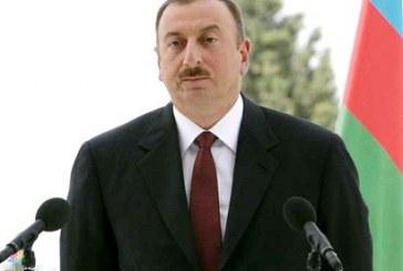 رئيس أذربيجان يصل الرياض غدا الأحد