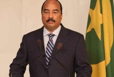 رئيس موريتانيا يصل إلى الرياض غداً