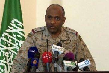 عسيري: معركة صنعاء قادمة.. والتركيز الآن على حسم المعارك الجارية