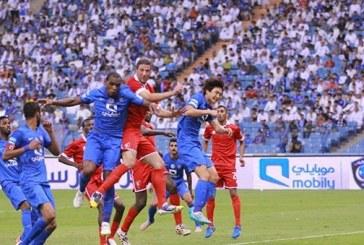 الهلال يواجه الوحدة والنصر ضيفاً على هجر في افتتاح الدور الثاني