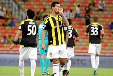 الاتحاد يتخطى الرياض برباعية ويتأهل لثمن نهائي كأس الملك