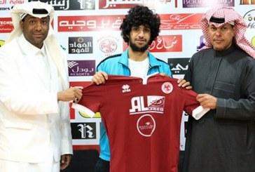 الفيصلي يتعاقد مع لاعب النصر السابق