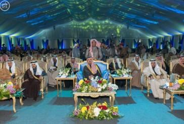 أمير منطقة الجوف يفتتح مهرجان الزيتون