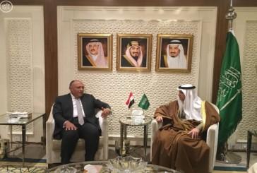 وزير خارجية مصر: قطعنا العلاقات مع إيران منذ «27» عامًا